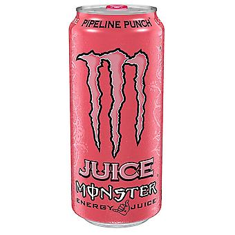 Monster Pipeline Punch-( 473 Ml X 12 Cans )