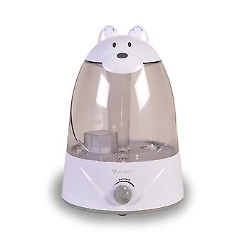 Cangaroo Misty humidifier 5 litre ultrasonic room humidifier adjustable