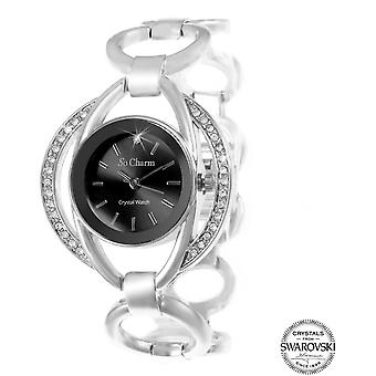 Bekijk so charm horloges MF297-AFN - Dameshorloge