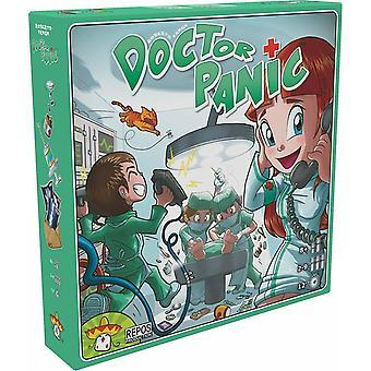 Lekár Panic hra