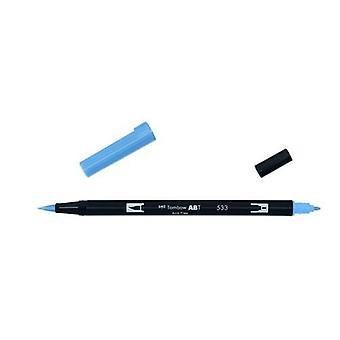 Tombow ABT Dual Brush Pen paon bleu ABT-533