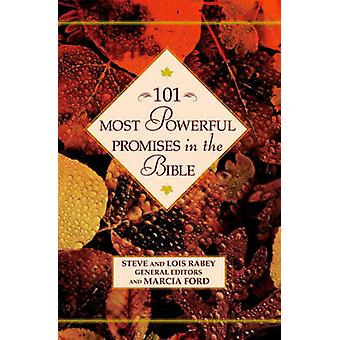 101 Most Powerful Promises in the Bible by Rabey & Steve