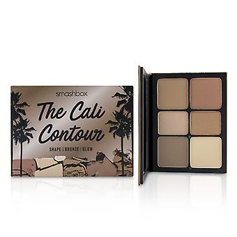 The cali contour shape/ bronze/ glow palette 20.56g/0.69oz