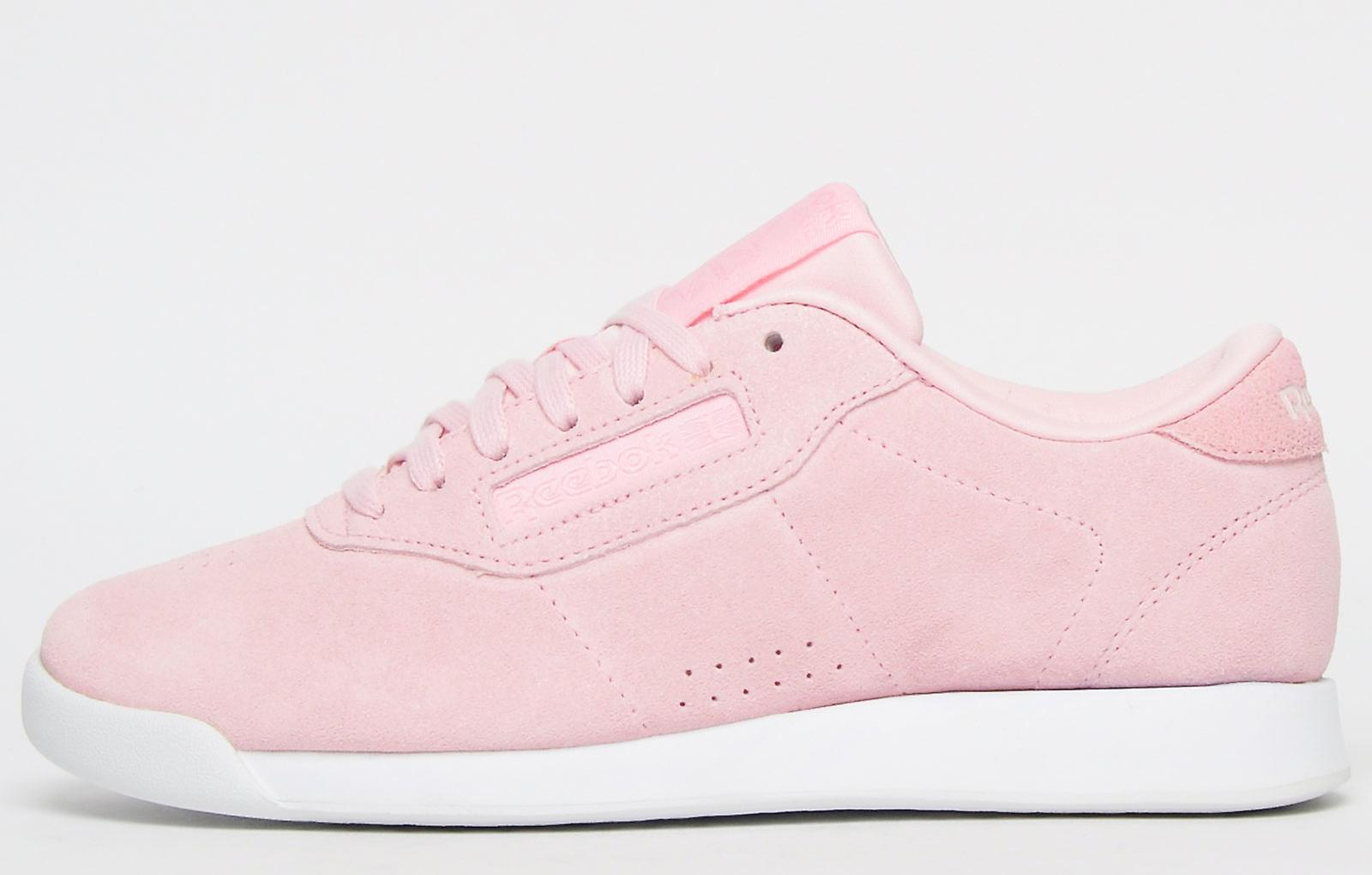 Reebok Classic Princess Suede Practical Pink / White
