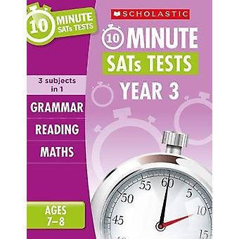 Grammar - Reading and Maths Year 3 by Giles Clare - 9781407183145 Book