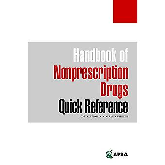 Handbook of Nonprescription Drugs Quick Reference by American Pharmac