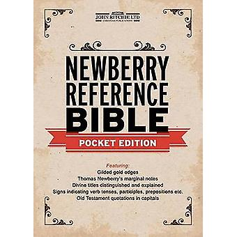 Newberry Reference Bible Pocket Edition by Thomas Newberry - 97819105