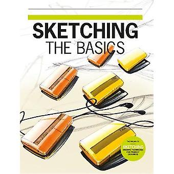 Sketching The Basics by Roselien Steur - 9789063695347 Book