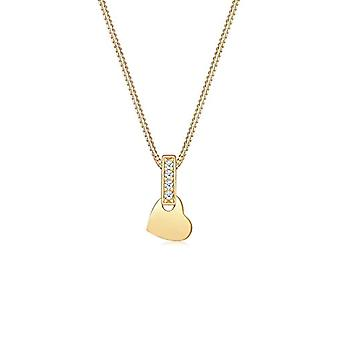Diamore Necklace with Yellow Gold Women's Pendant 0109890417_45