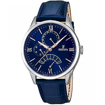 Reloj Festina classic retrógrada F16823-3