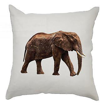Animal Cushion Cover 40cm x 40cm Elephant
