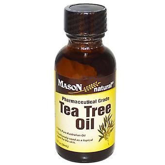 Mason natural tea tree oil, 1 oz