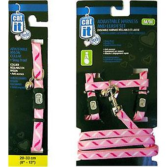 Catit CATIT COLLAR 20-33 cm RIBBON (Cats , Collars, Leads & Harnesses , Collars)