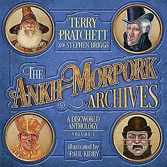 The Ankh-Morpork Archives - Volume One by Terry Pratchett - 9781473205