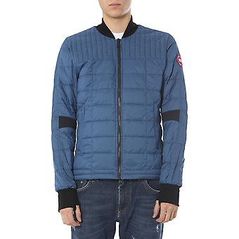 Canada Goose 2210m853 Men's Blue Nylon Down Jacket