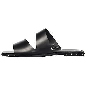 Marc Fisher Womens Jaylin Open Toe Casual Slide Sandals