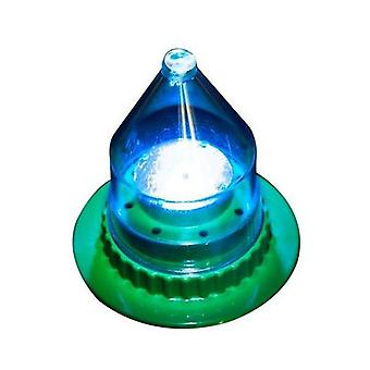 Holdbar og ekstremt kjølig led vann sprinkleranlegg