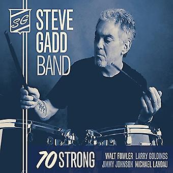 Steve Gadd Band - 70 Strong [CD] USA import