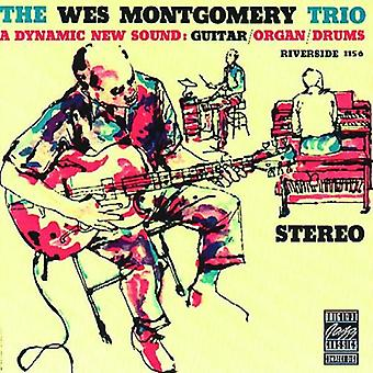 Wes Montgomery - Wes Montgomery Trio [CD] USA import