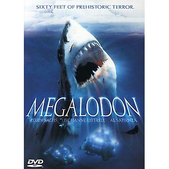 Megalodon [DVD] USA import