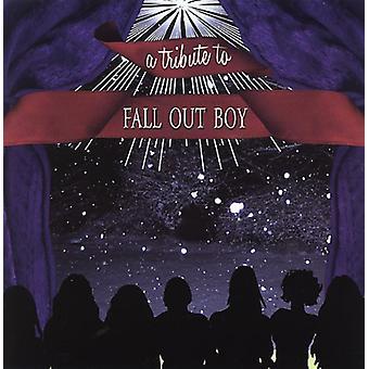 Tribute to Fall Out Boy - Tribute to Fall Out Boy [CD] USA import
