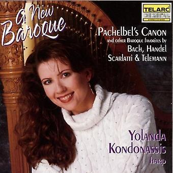 Kondonassis - A New Baroque [CD] USA import