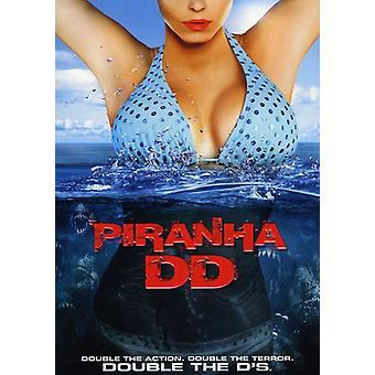 Piranha Dd [DVD] USA import