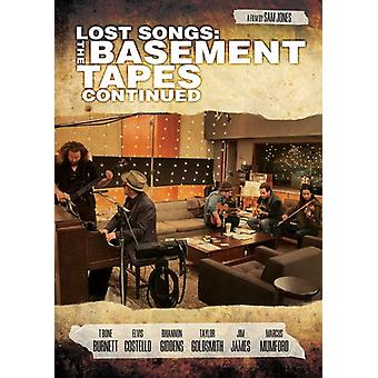 Various Artist - Lost Songs: The Basement Tapes Continued [DVD] USA import