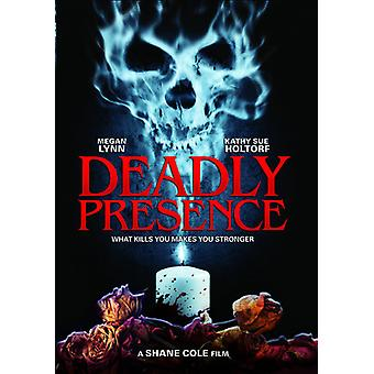 Deadly Presence [DVD] USA import