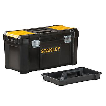 Stanley Tools Basic Toolbox with Organiser Top 32cm (12.1/2in) STA175515
