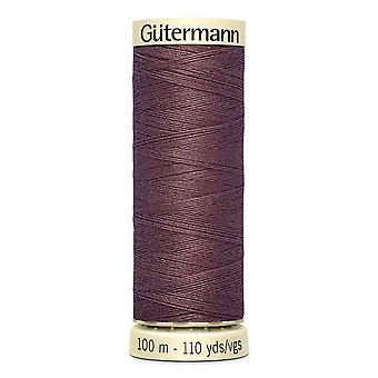 Gutermann Sew-all 100% Polyester Thread 100m Hand and Machine Colour Code  - 429
