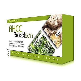 Ahcc Brocolsan 60 capsules