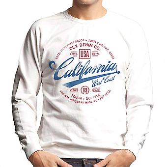 London Banter California West Coast Men's Sweatshirt