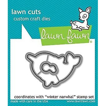 Lawn Fawn Winter Narwhal Dies