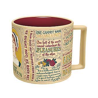 Mug - UPG - Jane Austen New Coffee Cup 3764