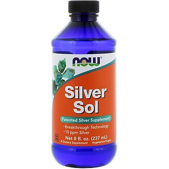 Now Foods, Silver Sol, 8 fl oz (237 ml)