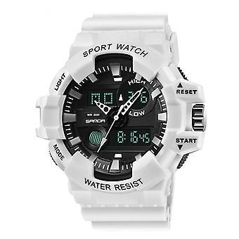 Męski's wodoodporny zegarek elektroniczny dla mężczyzn's