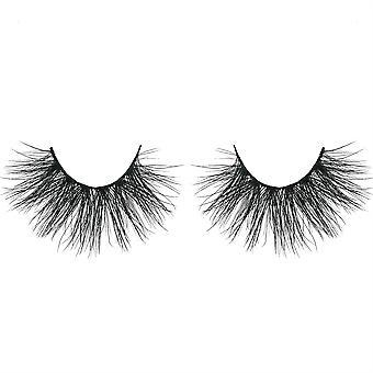 Lash XO Premium Reusable False Eyelashes - Noir - Natural yet Elongated Lashes