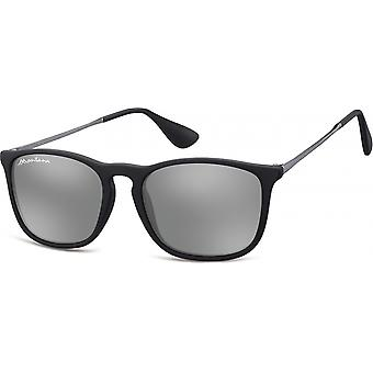النظارات الشمسية Unisex Cat.3 مات الأسود (MS34)