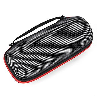 Eva Hard Carrying Travel Cases Bags For Jbl Charge 4 Waterproof Wireless Bluetooth Speaker Cases With Belt