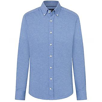 Hackett Slim Fit Melange Oxford Shirt