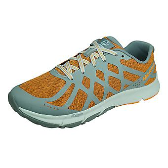 Merrell Bare Access Flex 2 Womens Trail Running Trainers / Scarpe - Arancione