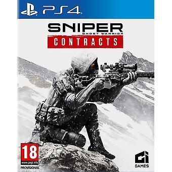 Sniper Ghost Warrior Contracte PS4 Joc