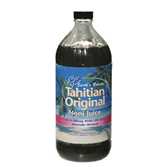 Earths Bounty Tahitian Original Noni Juice, Organic, 32 OZ