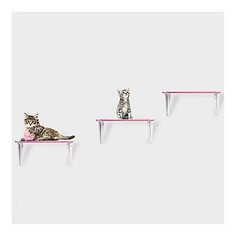 Cat Climbing Shelf Cat Jumping Table Cool Casual Cat Shelf