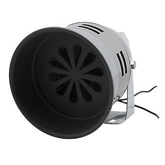 Priemyselný nástroj Motor Zvukový alarm Veľký zvukový alarm Bell AC110V MS-290