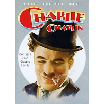 Charlie Chaplin - Best of Charlie Chaplin, the [DVD] USA import