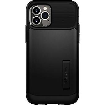 Spigen Slim Armor Case Apple Zwart