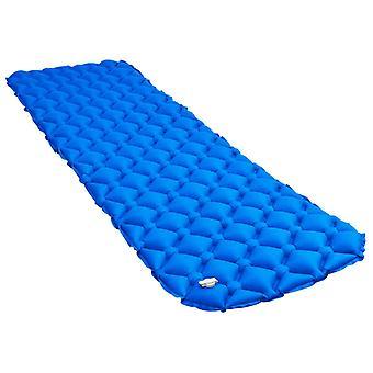 vidaXL Inflatable Isomat 58 x 190 cm Blue
