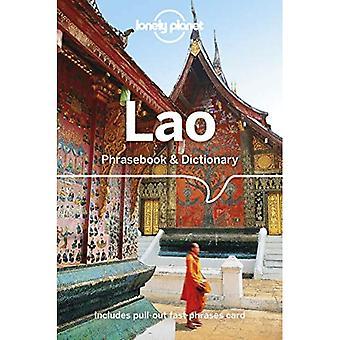 Lonely Planet Lao Phrasebook & Dictionary (Phrasebook)